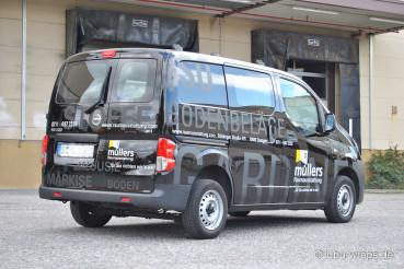 Transporter Lieferwagenbeschriftung